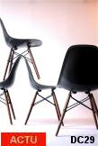 Chaises Charles EAMES