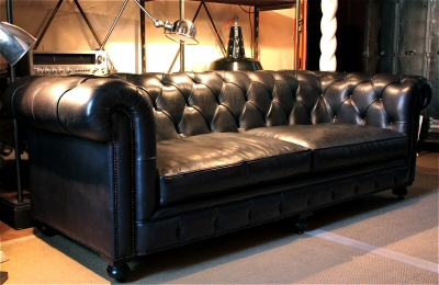 "Canapé Chesterfield ""EASY"""