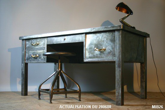 Photo d'un bureau industriel
